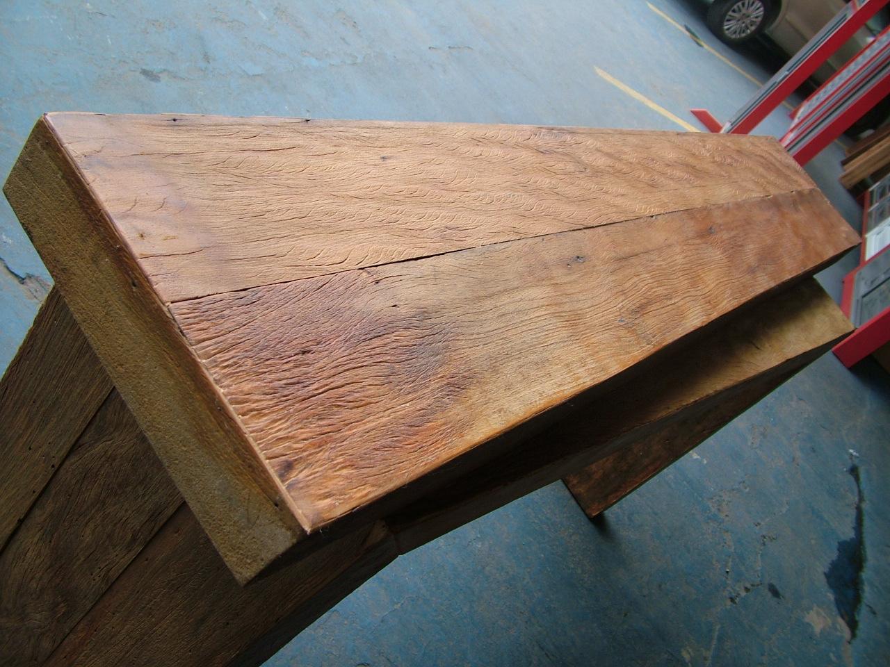 As madeiras mais indicadas para construcao de telhado peroba rosa #653F2B 1280x960