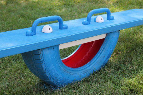 10-Ideias-para-reutilizar-o-pneu-na-decoracao-de-casa-brinquedo