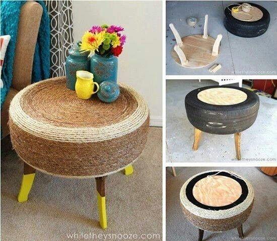 10-Ideias-para-reutilizar-o-pneu-na-decoracao-de-casa-mesa2
