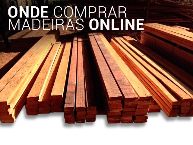 onde comprar madeira